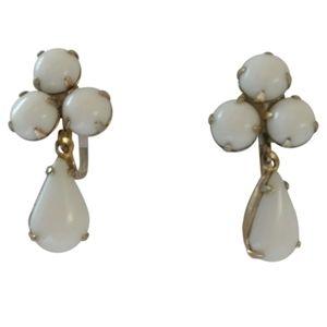 🇨🇦 Vintage Coro clip earrings
